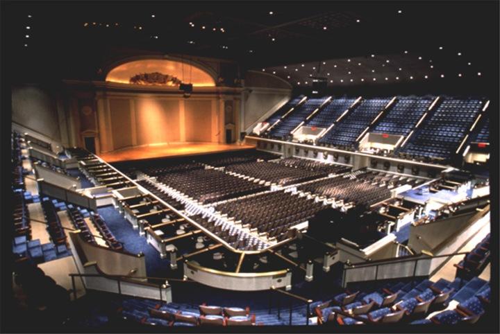 DAR Constitution Hall Washington DC