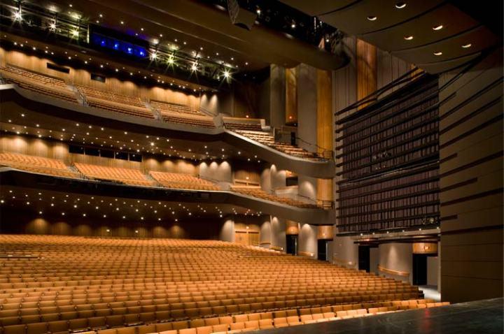 Bass Concert Hall Image: www.boora.com