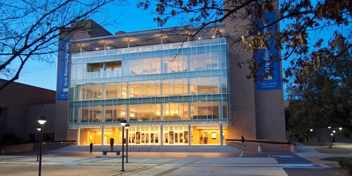 Bass Concert Hall Image: www.wilsongoldrick.com
