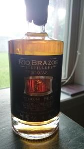Rio Brazos Distillery Nathan Barkman, Owner Boxcar Batch 12.13.14