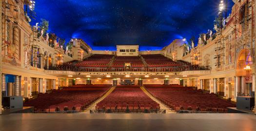 Saenger Theatre Image Credit: ascribehq.com